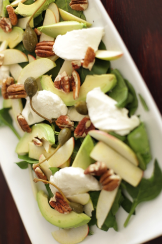 Waldorf Salad Recipe - Salads and Sides and Mains from All Nourish
